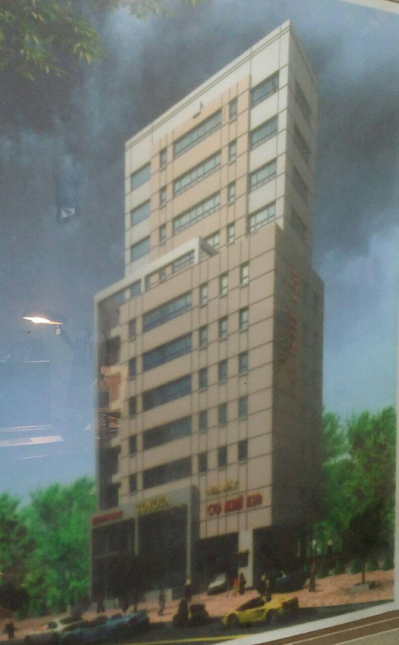 Dự án xây dựng tòa nhà làm việc tại 921 Giải Phóng